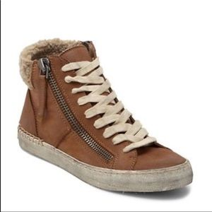 NEW IN BOX Dolce Vita High Fashion Sneakers